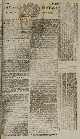 Leydse Courant 1789-11-18