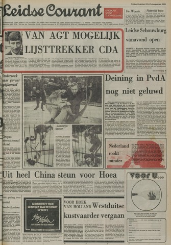 Leidse Courant 1976-10-15