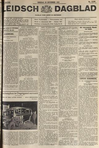 Leidsch Dagblad 1932-11-29