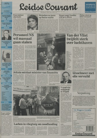 Leidse Courant 1992-04-03
