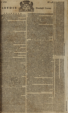 Leydse Courant 1752-12-11
