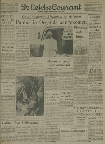 Leidse Courant 1969-07-31