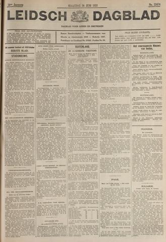 Leidsch Dagblad 1933-06-26