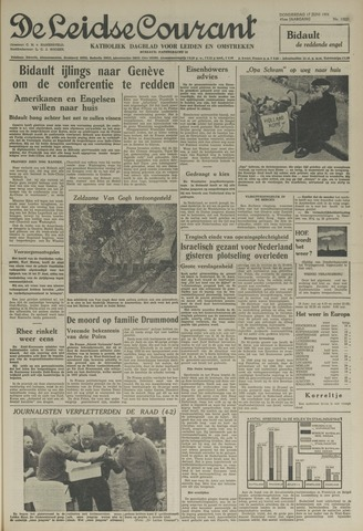 Leidse Courant 1954-06-17