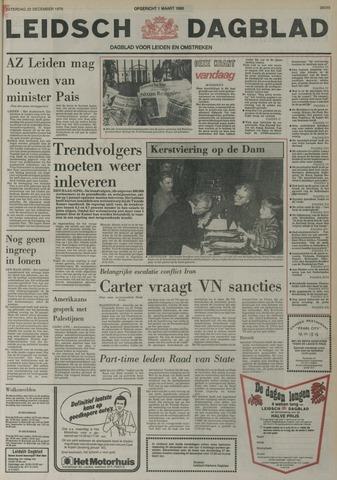 Leidsch Dagblad 1979-12-22