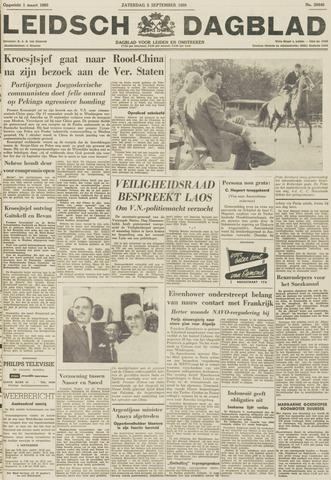 Leidsch Dagblad 1959-09-05
