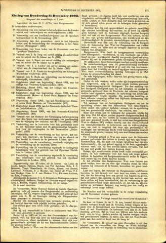 Handelingen van de Raad 1902-12-11
