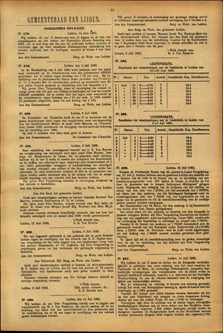Handelingen van de Raad 1895-06-14