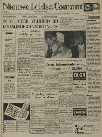 Nieuwe Leidsche Courant 1967-10-07