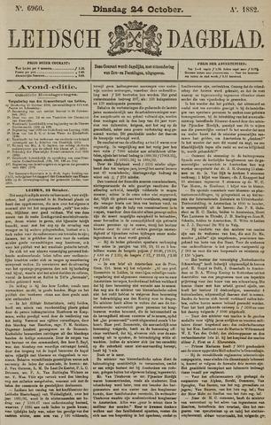 Leidsch Dagblad 1882-10-24