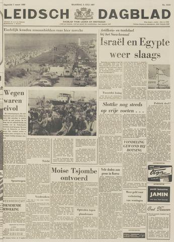Leidsch Dagblad 1967-07-03
