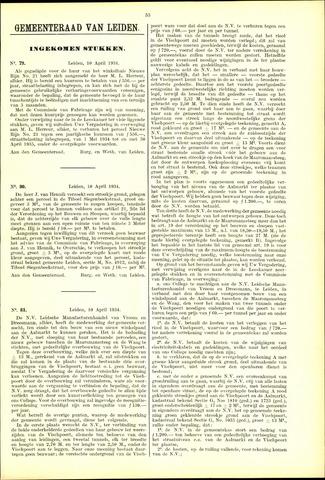 Handelingen van de Raad 1934-04-10