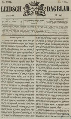 Leidsch Dagblad 1867-05-21