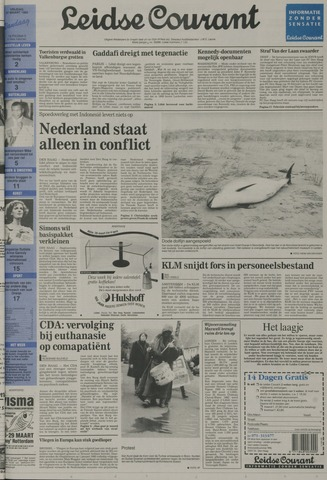 Leidse Courant 1992-03-27
