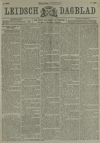 Leidsch Dagblad 1909-02-06