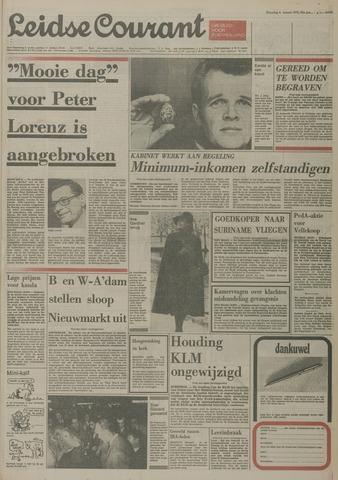 Leidse Courant 1975-03-04