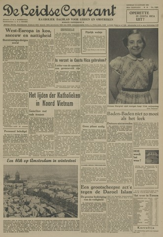 Leidse Courant 1955-01-18