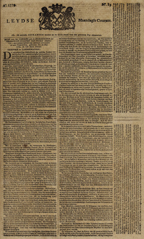 Leydse Courant 1779-07-26