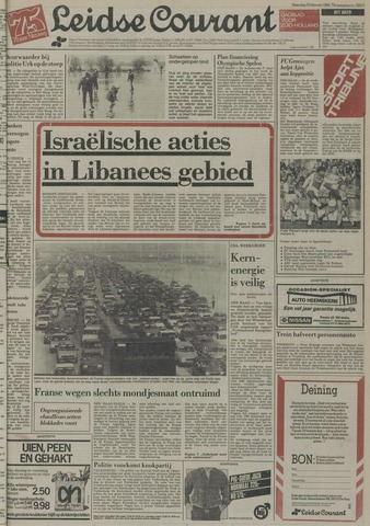 Leidse Courant 1984-02-20