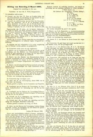 Handelingen van de Raad 1901-03-02