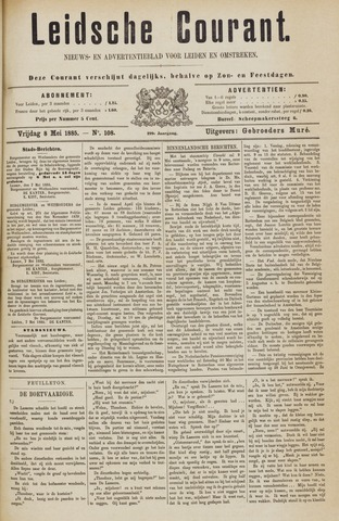 Leydse Courant 1885-05-08