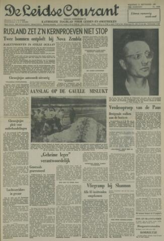 Leidse Courant 1961-09-11