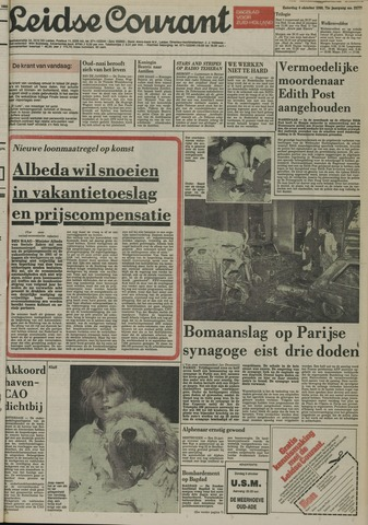 Leidse Courant 1980-10-04