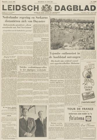 Leidsch Dagblad 1961-06-26