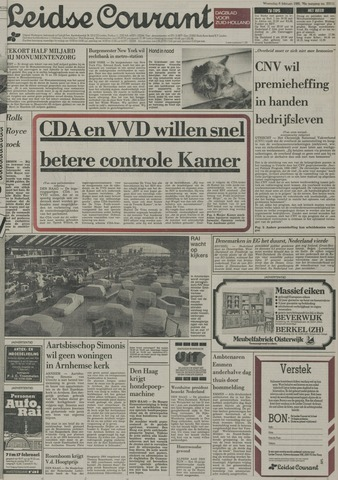 Leidse Courant 1985-02-06
