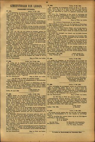 Handelingen van de Raad 1894-05-10