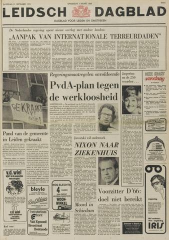 Leidsch Dagblad 1974-09-21
