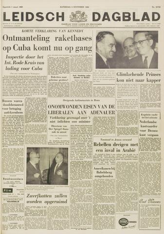 Leidsch Dagblad 1962-11-03