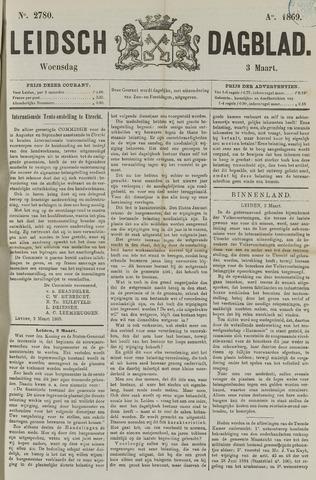 Leidsch Dagblad 1869-03-03