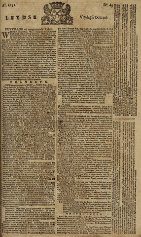 Leydse Courant 1752-06-09