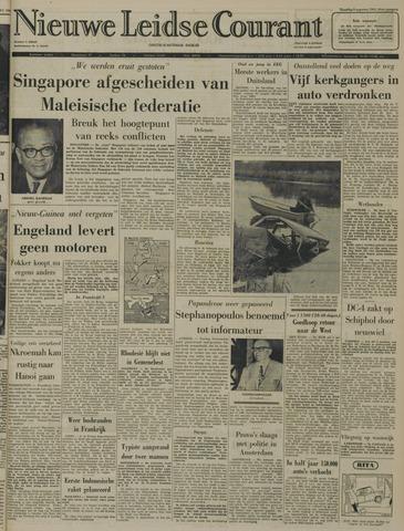 Nieuwe Leidsche Courant 1965-08-09