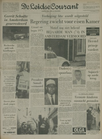 Leidse Courant 1969-10-16