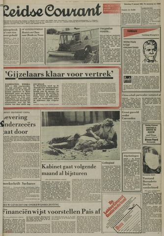 Leidse Courant 1981-01-17