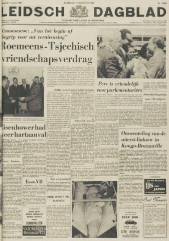 Leidsch Dagblad 1968-08-17