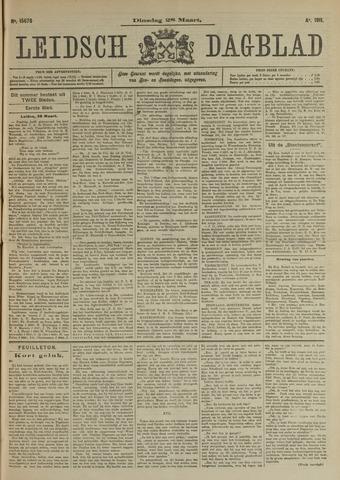 Leidsch Dagblad 1911-03-28
