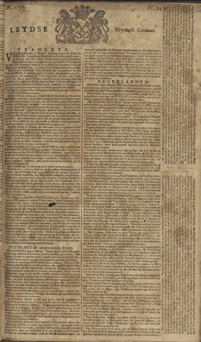 Leydse Courant 1756-03-19