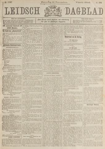 Leidsch Dagblad 1916-11-11