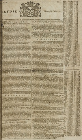 Leydse Courant 1770-03-09