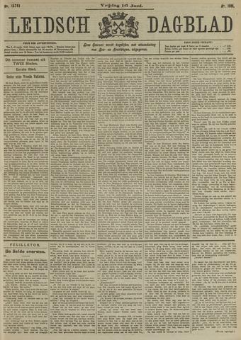 Leidsch Dagblad 1911-06-16