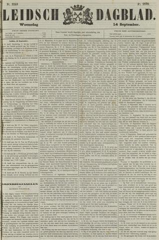 Leidsch Dagblad 1870-09-14