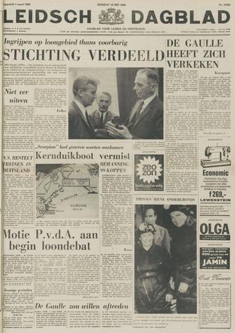 Leidsch Dagblad 1968-05-28