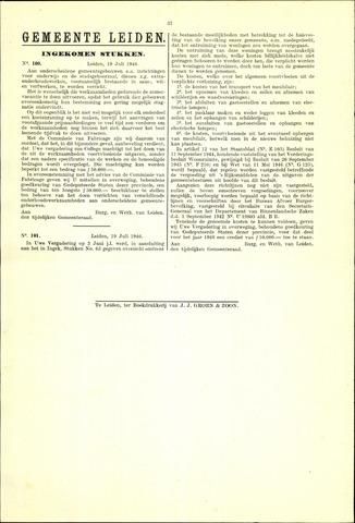 Handelingen van de Raad 1946-07-19