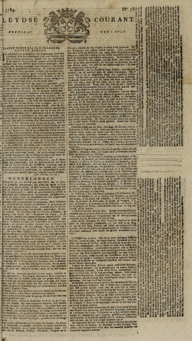 Leydse Courant 1789-07-01