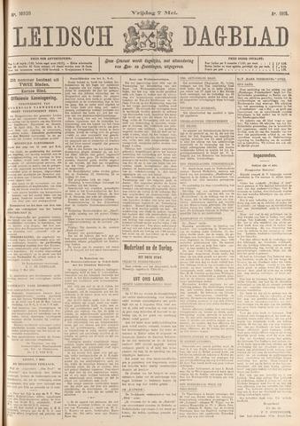 Leidsch Dagblad 1915-05-07