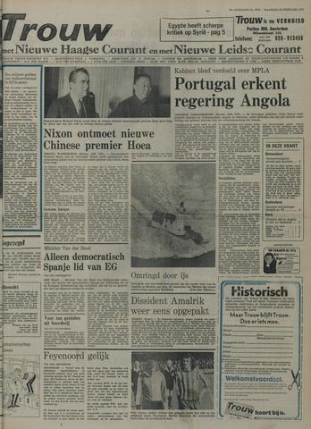 Nieuwe Leidsche Courant 1976-02-23