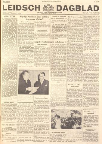 Leidsch Dagblad 1949-12-31